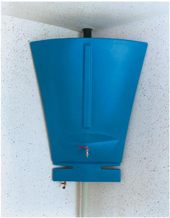 Distributeur d'eau de pluie
