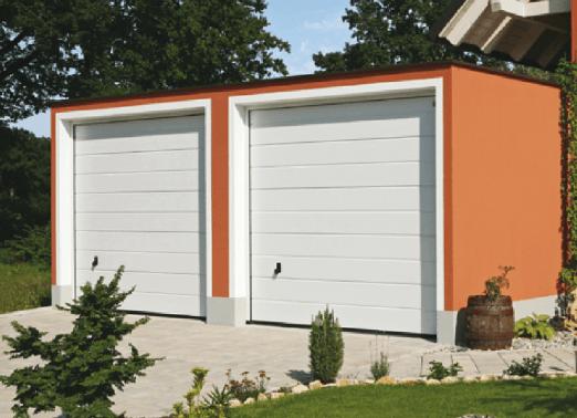 Garage double ZAPF