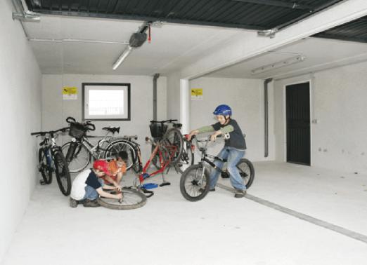 Aménagement Garage double ZAPF