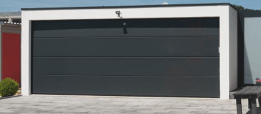 porte de garage zapf