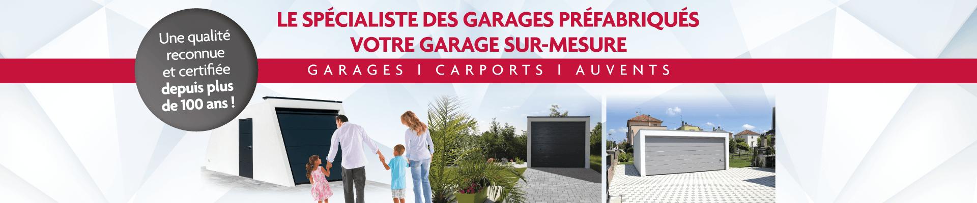 zapf garages préfabriqués