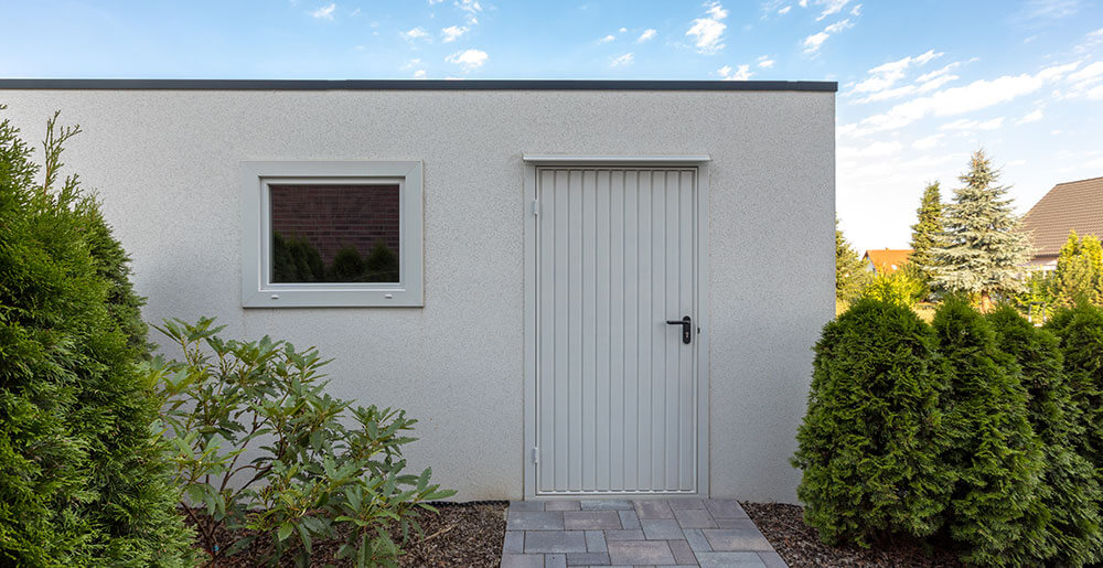 Fenêtre garage