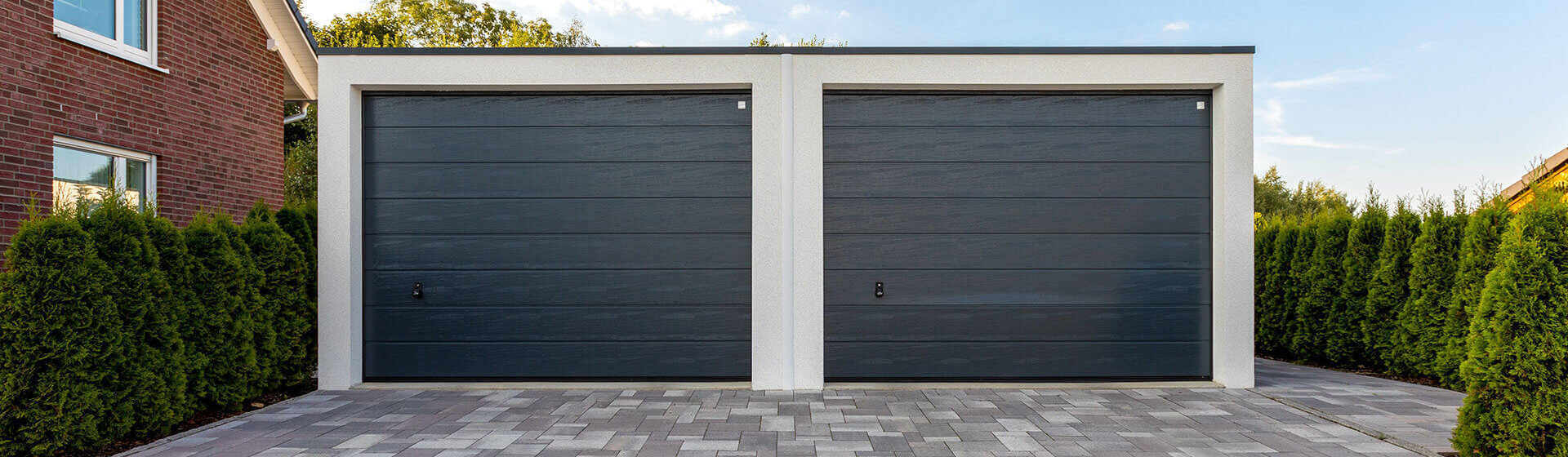 garage doubles