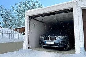 Votre garage pour toutes les saisons